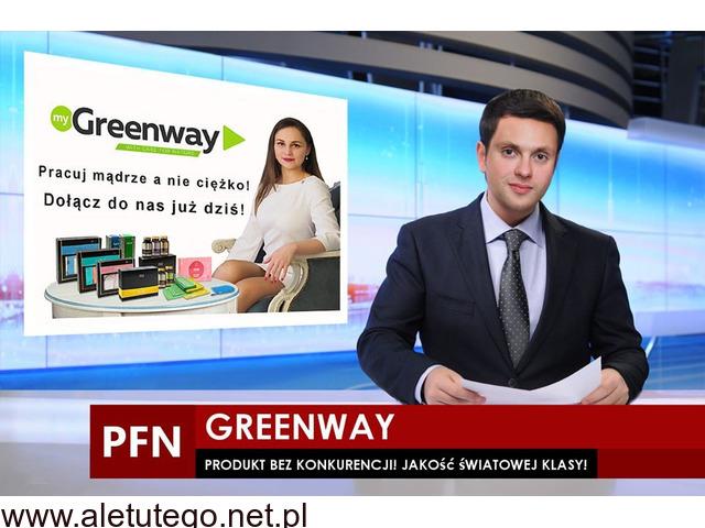Greenway, produkty do czyszczenia bez chemii. Biznes.